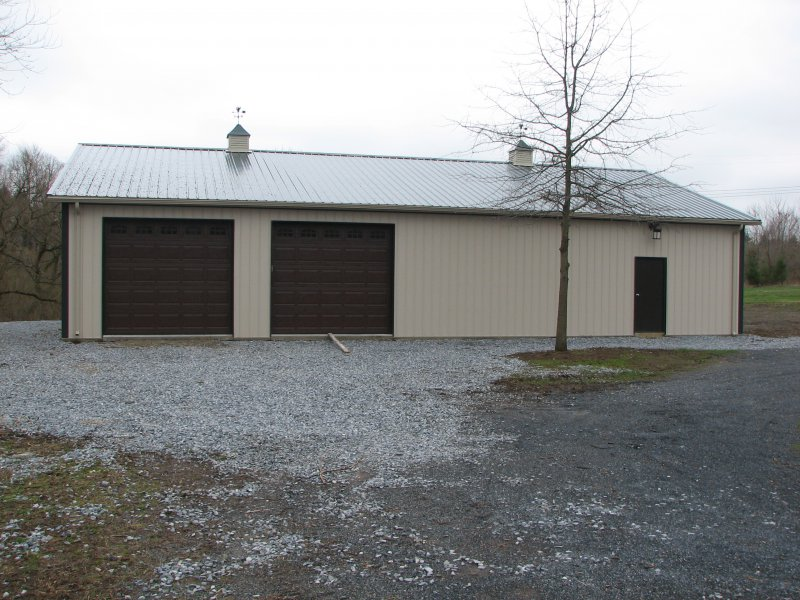 Photo gallery images frompo for 30x60 pole barn