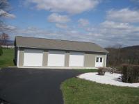 32' x 56' x 103' garage