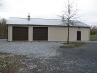 40' x 60' x 10' Garage