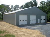 60' x 60' x 14' Garage